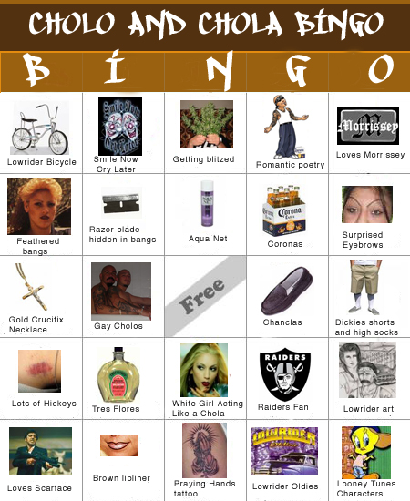 cholo-and-chola-bingo