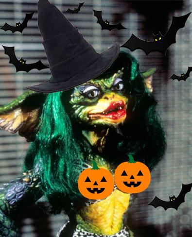 halloween greta she looks great