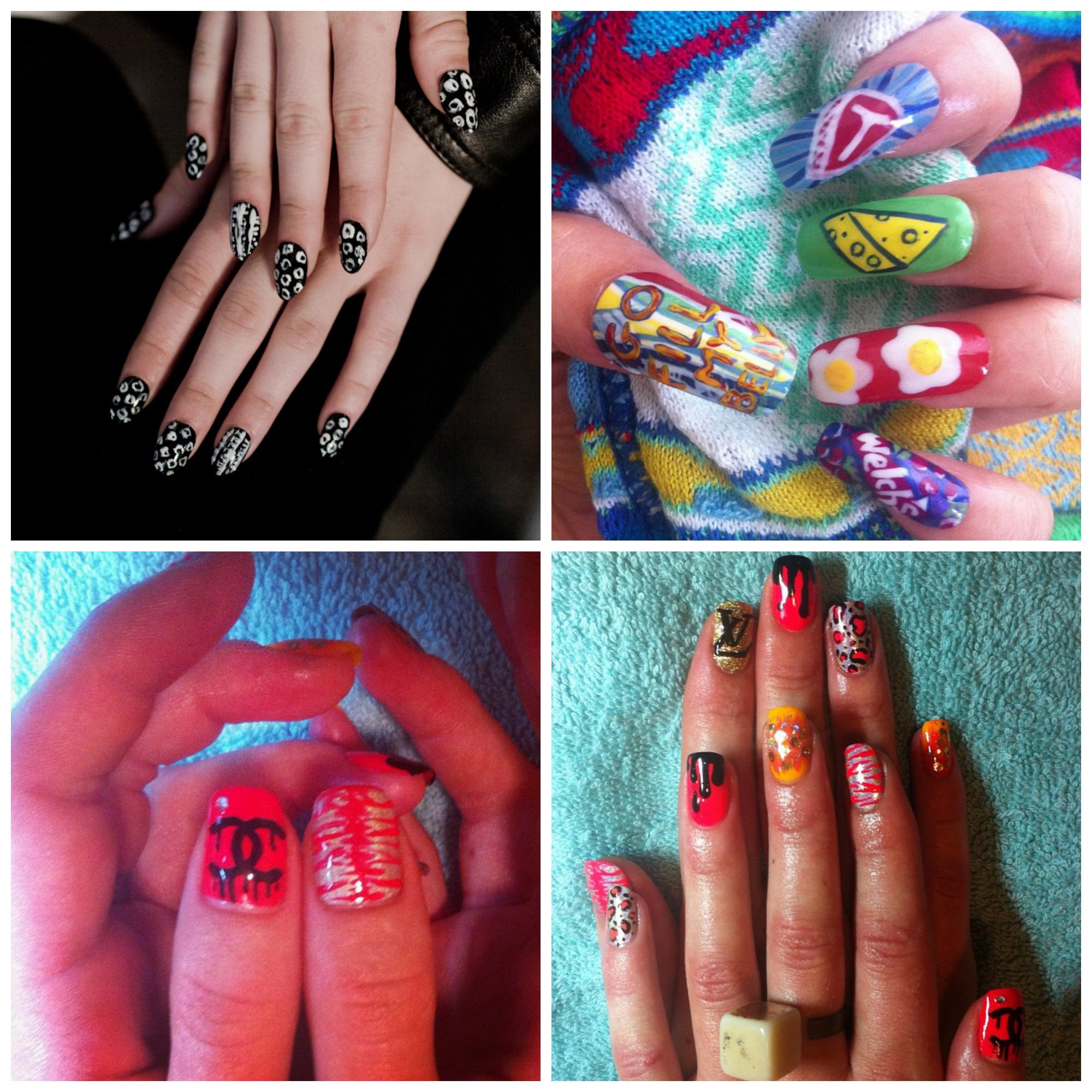 Nails Clara